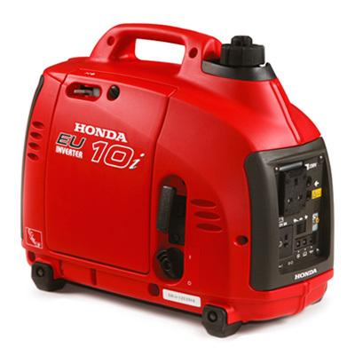 Генератор Honda EU10i в Ялтае