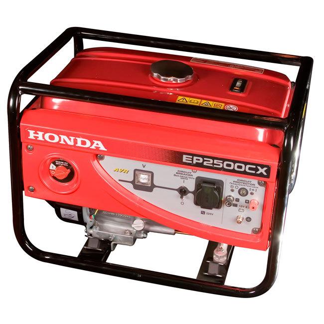 Генератор Honda EP2500CX в Ялтае