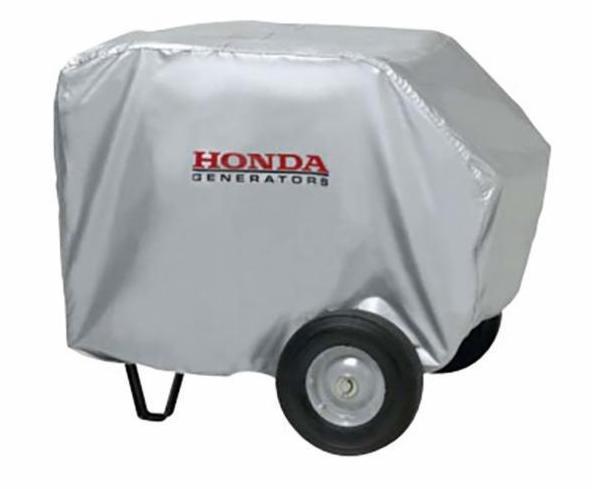 Чехол для генератора Honda EU10i Honda Marine серебро в Ялтае